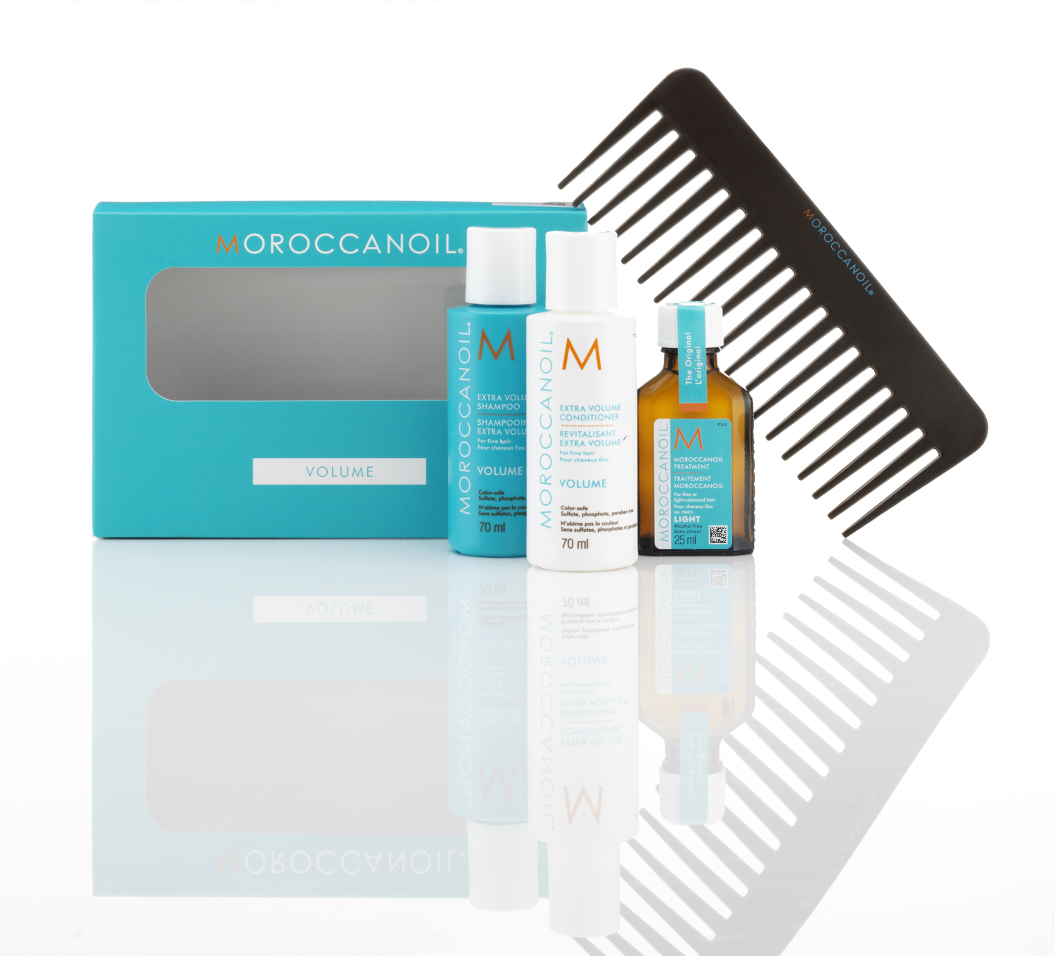 Moroccanoil luxury