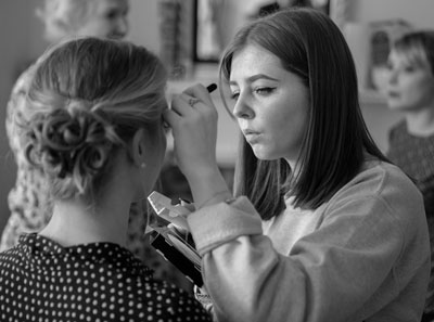 About Blush!: Makeup and hair styling in London, East Sussex & Kent